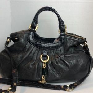 Brahim Leather Bag